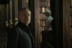 """This image released by Apple TV+ shows Jared Harris in """"Foundation,"""" premiering Sept. 24, 2021. (Apple TV+ via AP)"""
