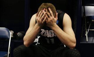 NCAA Duke Gonzaga Basketball