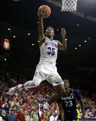 N Arizona Arizona Basketball