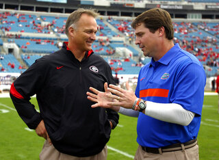 Will Muschamp, Mark Rich
