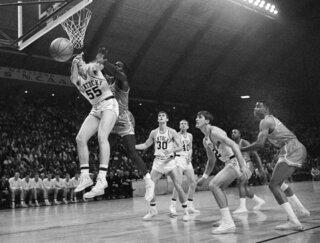 Texas Western Anniversary Basketball