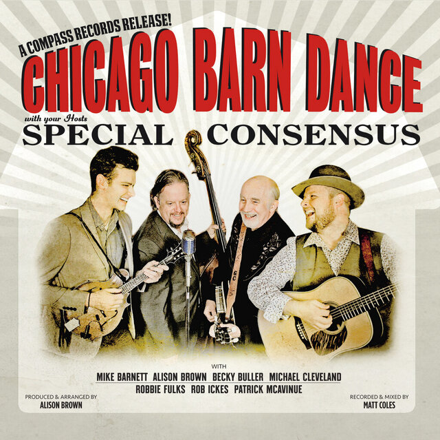 This cover image released by Compass Records shows