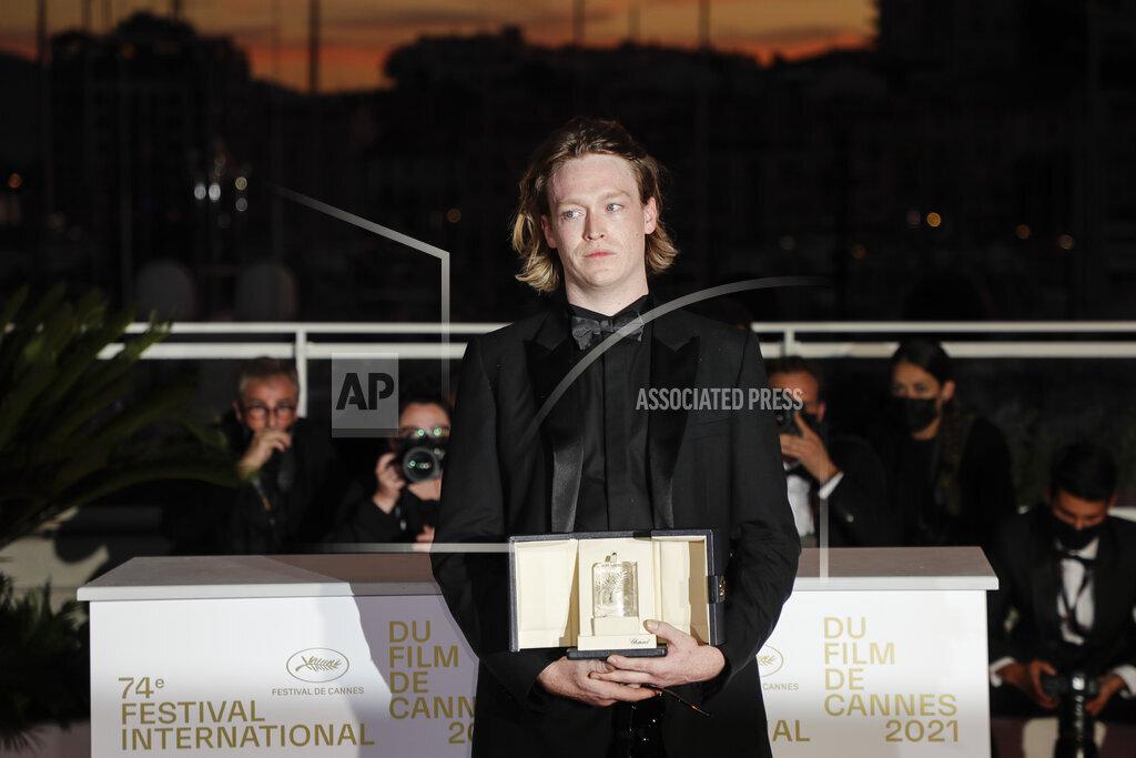 France Cannes 2021 Awards Photo Call