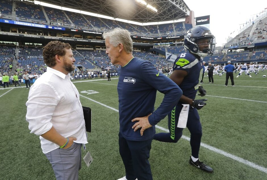 Seahawks Preview Football