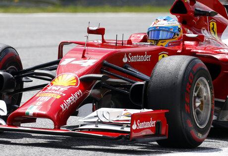 Alonso warns Ferrari of tough times ahead
