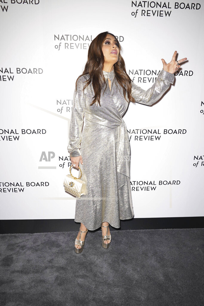 2020 National Board Of Review Gala - 1/8/20