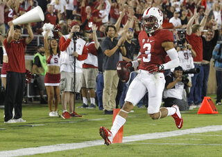 UCF Stanford Football