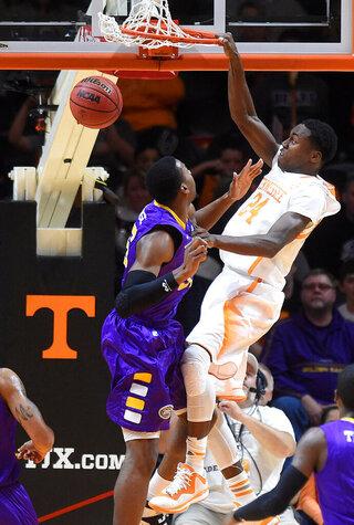 Tennessee Tech Tennessee Basketball