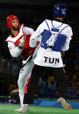Rio Olympics Taekwondo Men