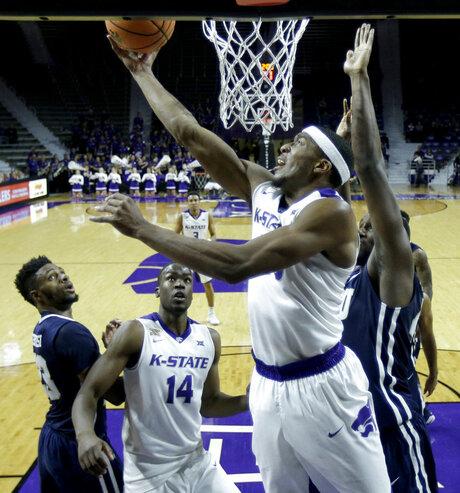 Oral Roberts Kansas St Basketball