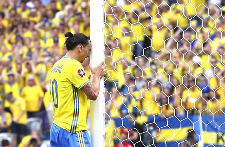 Soccer Euro 2016 Ibrahimovic