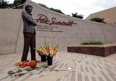 Obit Pat Summitt BAsketball