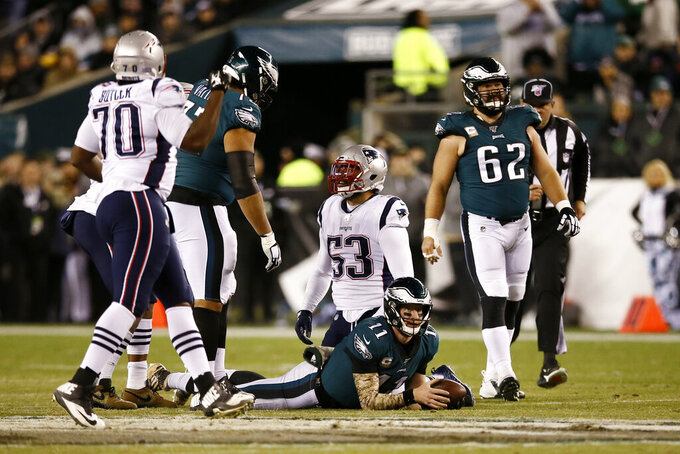 Much blame to spread around for Eagles' poor offense