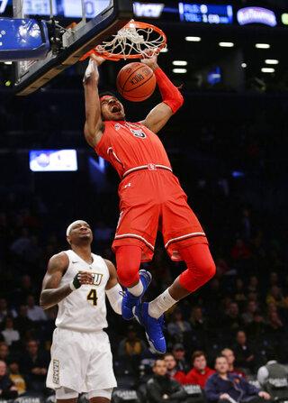 St Johns VCU Basketball