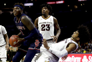 St Johns Arizona St Basketball
