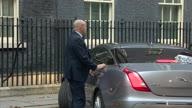 UK Brexit Cabinet Arrivals