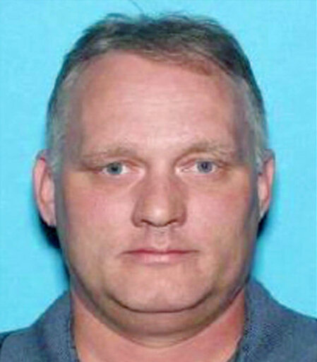 FILE - This undated Pennsylvania Department of Transportation photo shows Robert Bowers.  An evidentiary hearing in the case of Bowers, a western Pennsylvania truck driver accused of killing 11 people at a Pittsburgh synagogue in 2018,  is expected to get underway inside a federal courtroom in Pittsburgh on Tuesday, Oct. 12, 2021. (Pennsylvania Department of Transportation via AP, File)