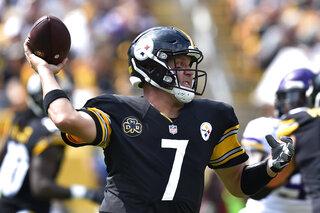 Steelers Bears Football