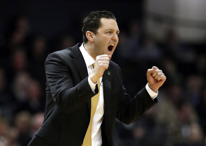 Vandy fires coach Bryce Drew after 9-23 year, winless in SEC