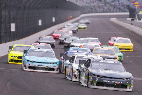 NASCAR Xfinity Brickyard 400 Auto Racing
