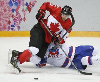NHL Olympics Hockey
