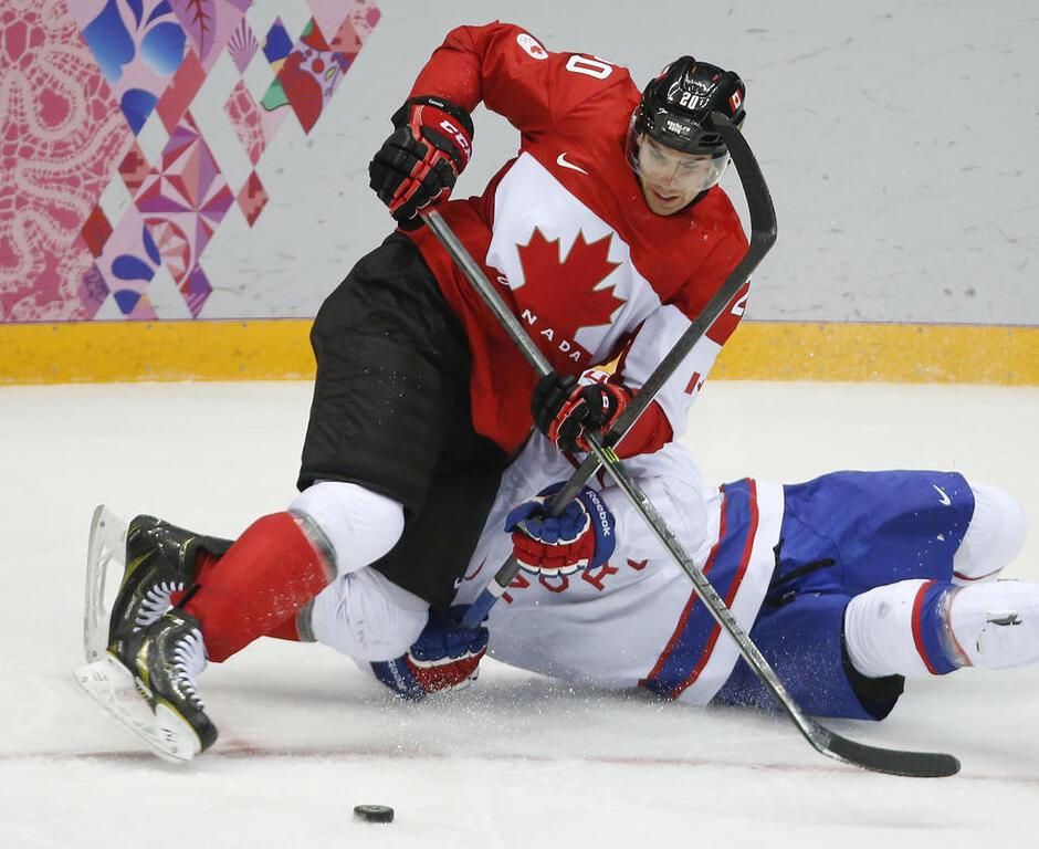 NHL Olympics Hockey