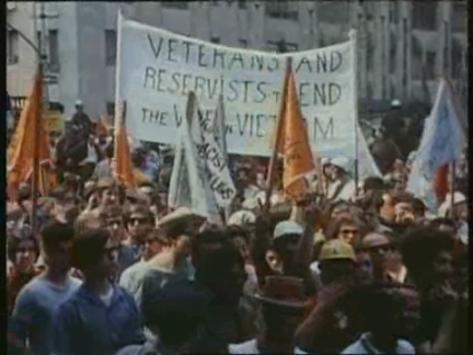 Vietnam, Bob Hope and Anti War Rally's: Part 11