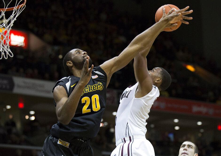 Wichita St Missouri St Basketball