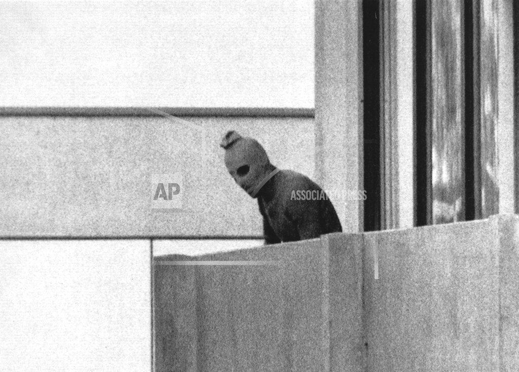 Associated Press International News Germany Olympics OLYMPICS 1972 MUNICH TERRORISM