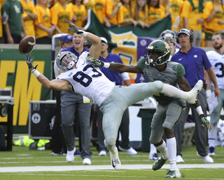 APTOPIX Kansas St Baylor Football