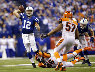 Carlos Dunlap, Andrew Luck
