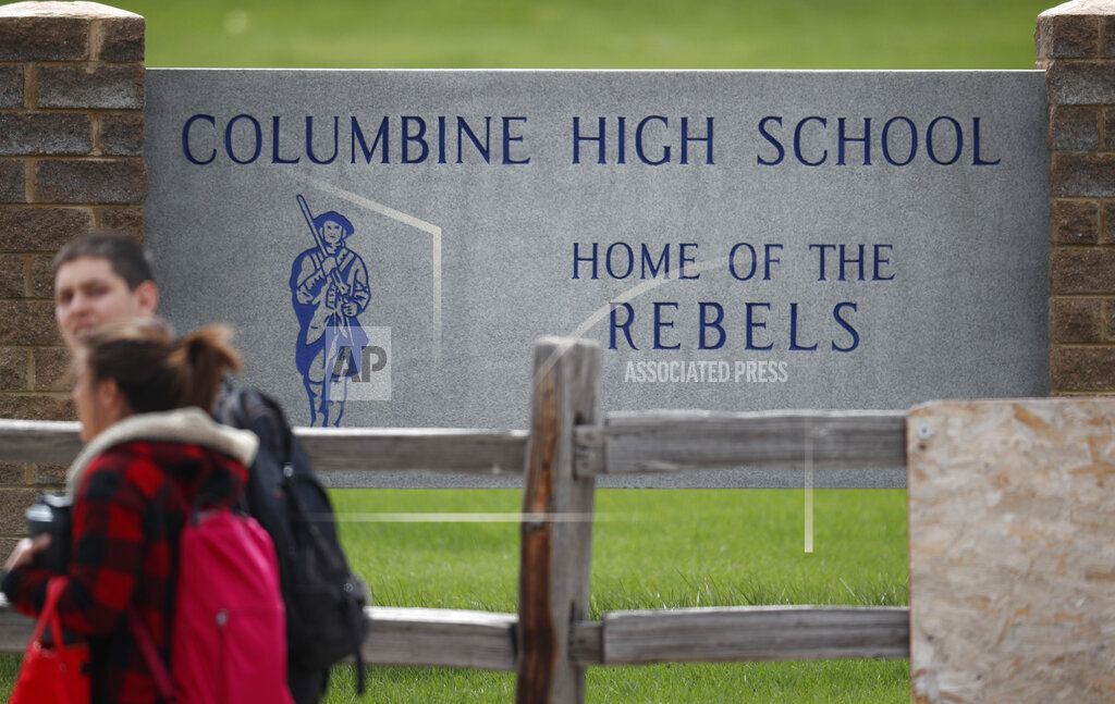 Columbine Lockdown
