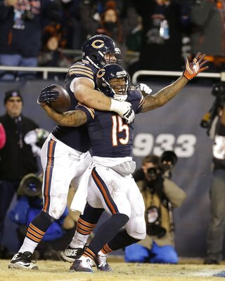 Brandon Marshall, Kyle Long