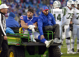 Bills Injuries Football