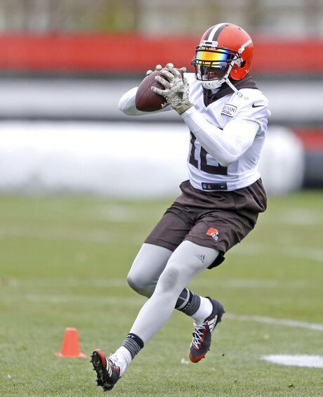 Browns Gordon Football