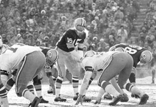 The Ice Bowl Football