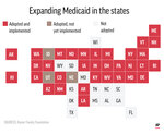 Nebraska officials are laying the groundwork for the state's voter-approved Medicaid expansion program.;