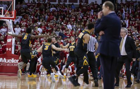 Iowa Wisconsin Basketball