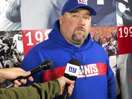 Bears Giants Preview Football