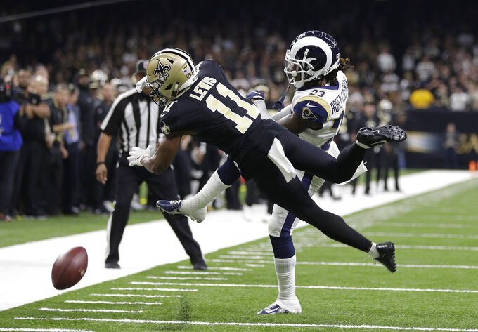 Column: Officiating helps determine Super Bowl teams