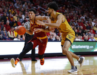 Lindell Wigginton, Branden Johnson
