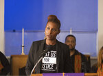 This image released by 20th Century Fox shows Issa Rae in a scene from