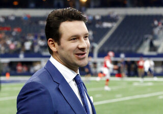 Super Bowl Romo Big Stage Football