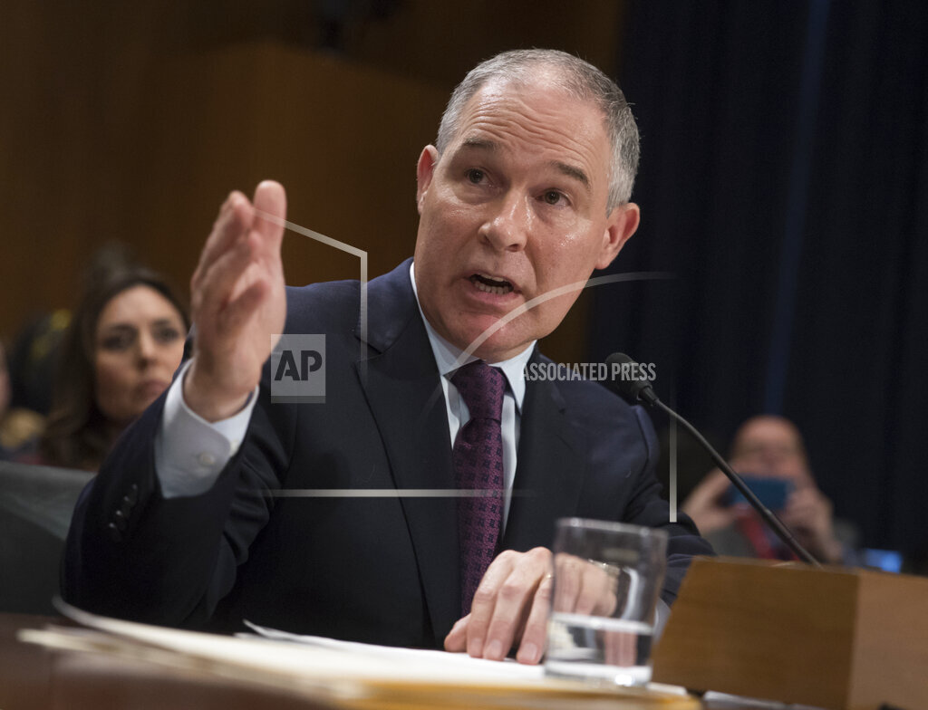 Trump EPA Administrator