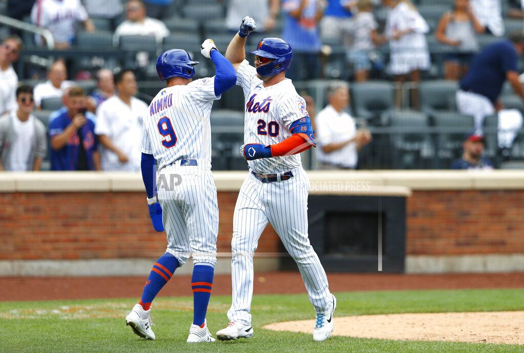 Braves Mets Baseball
