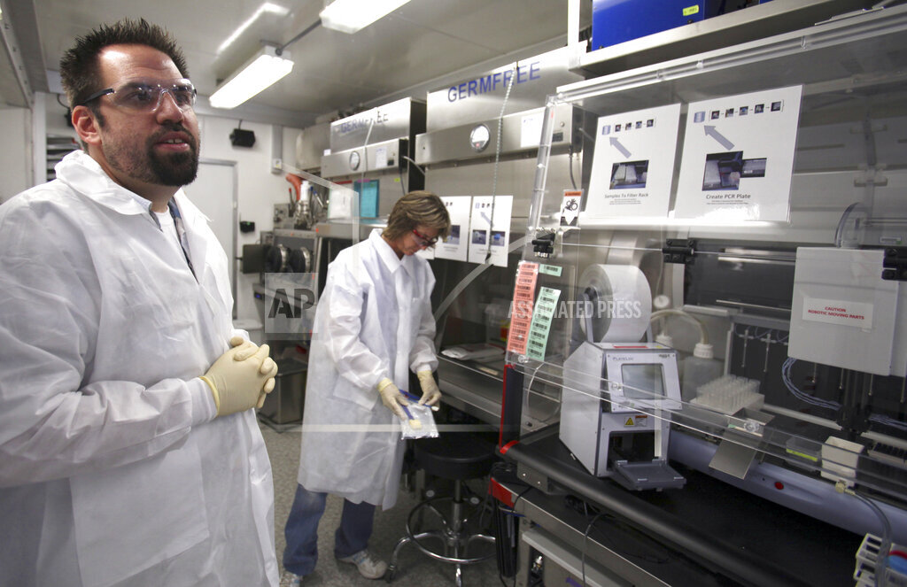SEPT 11 BioTerror Tech