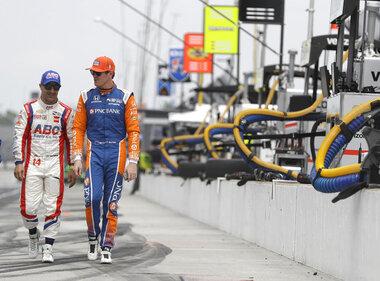 IndyCar Road America Auto Racing