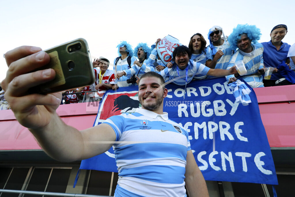 Japan Rugby WCup Argentina USA