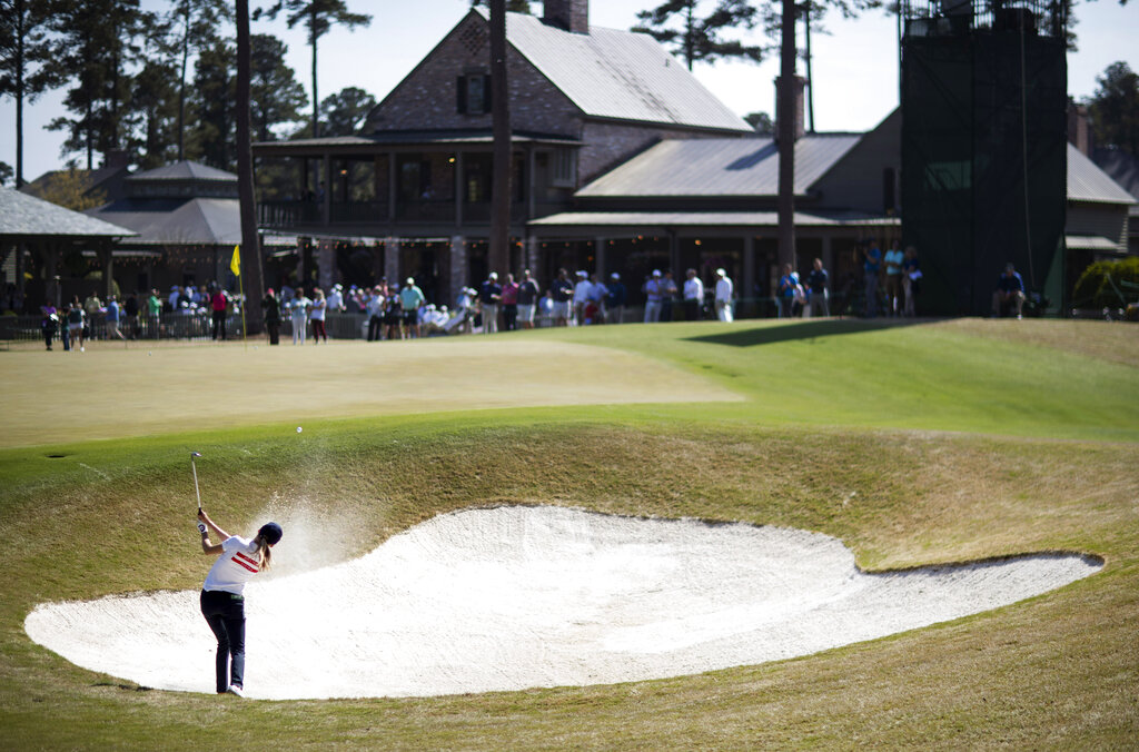 Flawless  setting greets players as Augusta National Women's Am begins