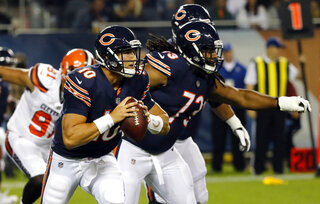 Bears Trubinsky Football